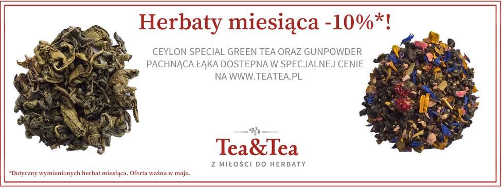 herbaty maj