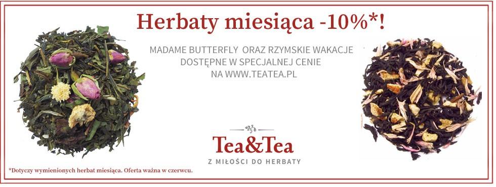herbata czerwiec