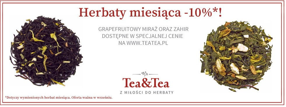 herbaty miesiąca
