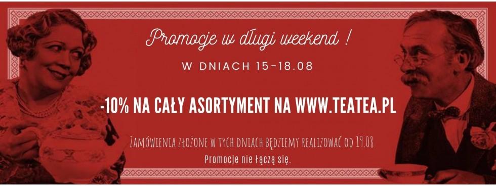 promocja weekendowa