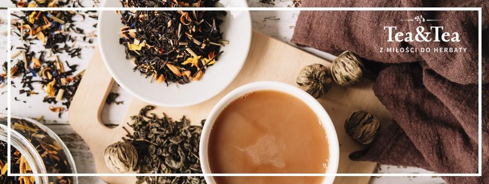 Herbata rozsypana BANER