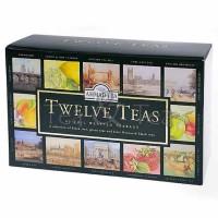 Zestaw herbat Twelve teas 60 torebek AhmadTea