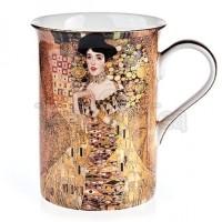 Kubek Adela Gustaw Klimt 250ml English Collection