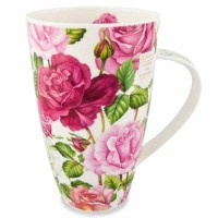 Kubek Henley Roses 600ml wys.15cm Dunoon