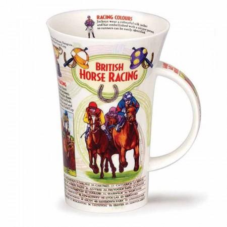 Kubek Glencoe British Horse Racing 500ml Dunoon