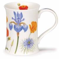 Kubek Cotswold Flower Border Iris 330ml Dunoon
