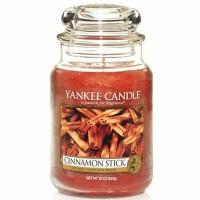 Świeca duża Yankee Candle Cinnamon Stick