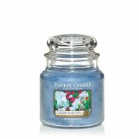 Świeca średnia Yankee Candle Garden Sweet Pea