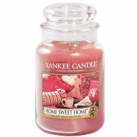 Świeca duża Yankee Candle Home Sweet Home