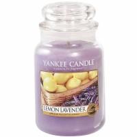 Świeca duża Yankee Candle Lemon Lavender