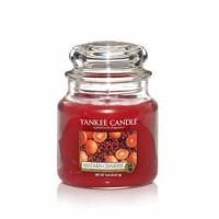 Świeca duża Yankee Candle Mandarin Cranberry