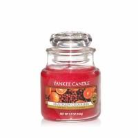 Świeca mała Yankee Candle Mandarin Cranberry