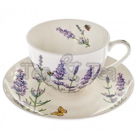 Filiżanka I Love Lavender 300 ml Carmani