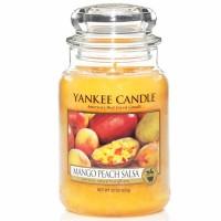 Świeca duża Yankee Candle Mango Peach Salsa