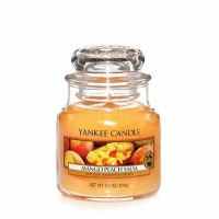 Świeca mała Yankee Candle Mango Peach Salsa