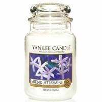 Świeca duża Yankee Candle Midnight Jasmine