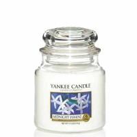 Świeca średnia Yankee Candle Midnight Jasmine