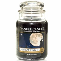 Świeca duża Yankee Candle Midsummer's Night