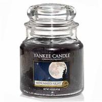 Świeca średnia Yankee Candle Midsummer's Night