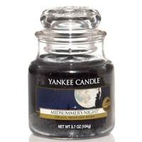 Świeca mała Yankee Candle Midsummer's Night
