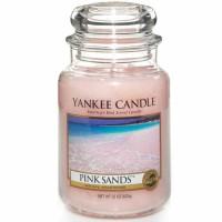 Świeca duża Yankee Candle Pink Sands