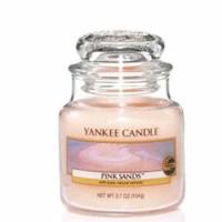 Świeca mała Yankee Candle Pink Sands