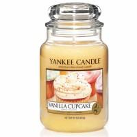 Świeca duża Yankee Candle Vanilla Cupcake