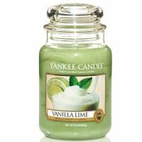 Świeca duża Yankee Candle Vanilla Lime