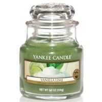 Świeca mała Yankee Candle Vanilla Lime