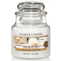 Świeca mała Yankee Candle Wedding Day