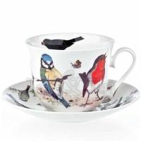 Filiżanka śniadaniowa Garden Birds 450ml Roy Kirkham