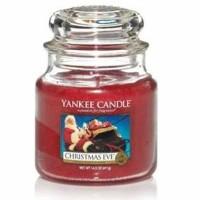 Świeca średnia Yankee Candle Christmas Eve