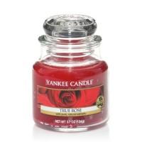Świeca mała Yankee Candle True Rose