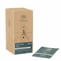 Herbata w saszetkach Zielona Mięta 25 szt Whittard