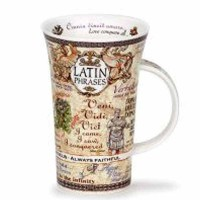 Kubek Glencoe Latin Phrases 500ml Dunoon
