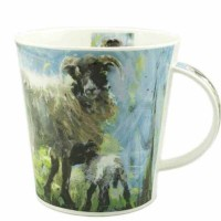 Kubek Cairngorm Animals on Canvas Sheep 480ml Dunoon