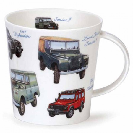 Kubek Cairngorm Classic Colletion Land Rovers 480ml Dunoon