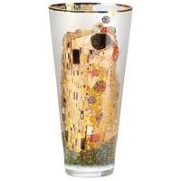 Wazon Pocałunek 30 cm Gustaw Klimt Goebel