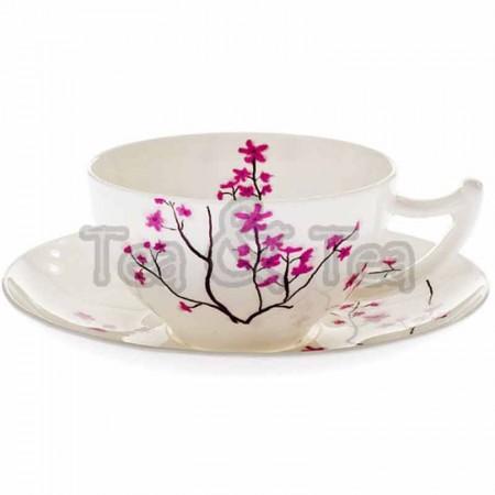 Filiżanka espresso Kwiat Wiśni 100ml Tea Logic