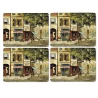 Podkładki Parisian Scenes 40x29.5 cm Pimpernel
