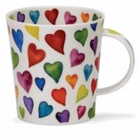 Kubek Lomond Warm Hearts 320ml Dunoon