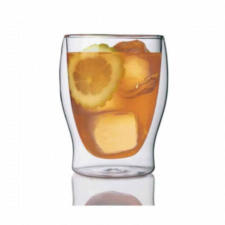 Komplet szklanek izolowanych Duo 350ml Bredemeijer