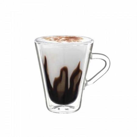 Komplet filiżanek espresso Duo 105 ml Bredemeijer