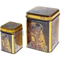 Puszka Pocałunek Gustaw Klimt 100g Cha Cult