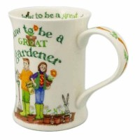Kubek Cotswold How to be a Great Gardener 330ml Dunoon