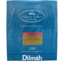 Herbata w saszetkach English Breakfast 100 szt Dilmah