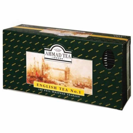 Herbata w saszetkach alu English Tea No1 100 szt AhmadTea