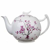 Dzbanek Kwiat Wiśni z podgrzewaczem 400ml Tea Logic