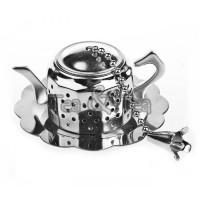 Zaparzaczka na łańcuszku czajniczek Cha Cult