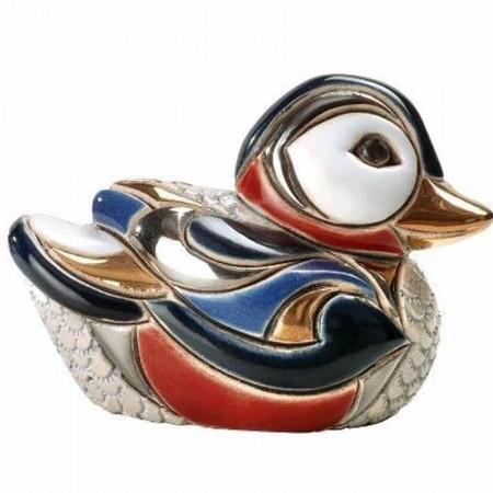 Figurka Kaczka mała 5 cm De Rosa Rinconada